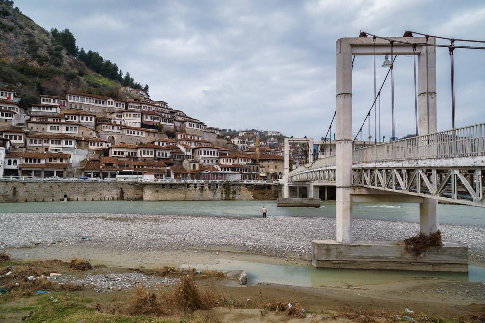 Bridge in Berat