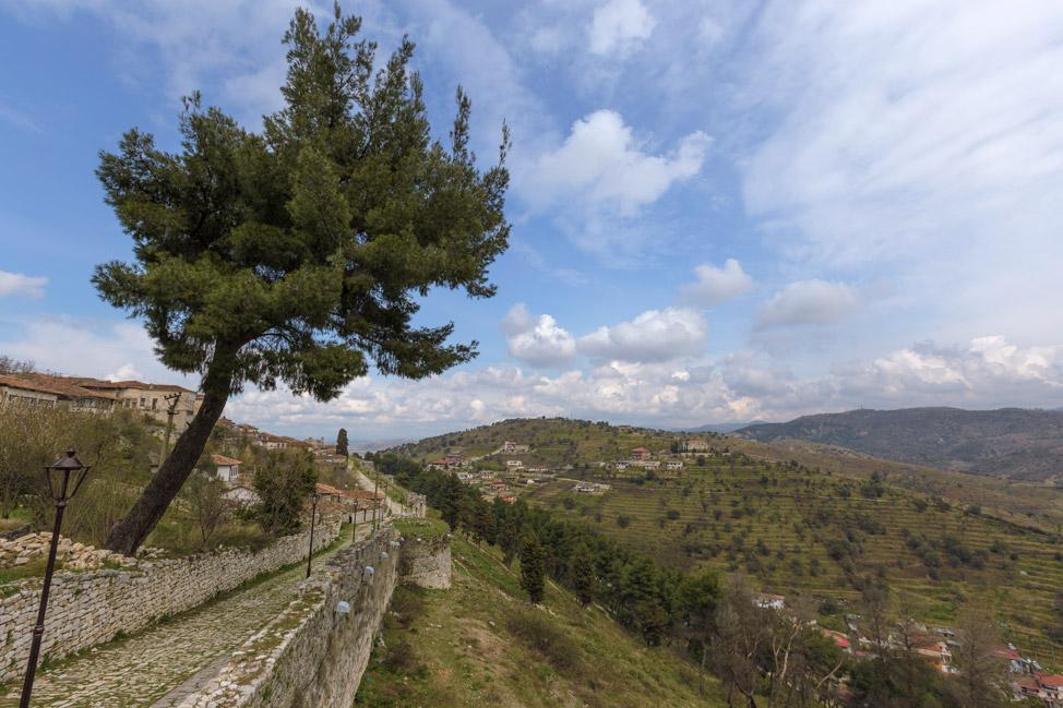 Berat Fortress