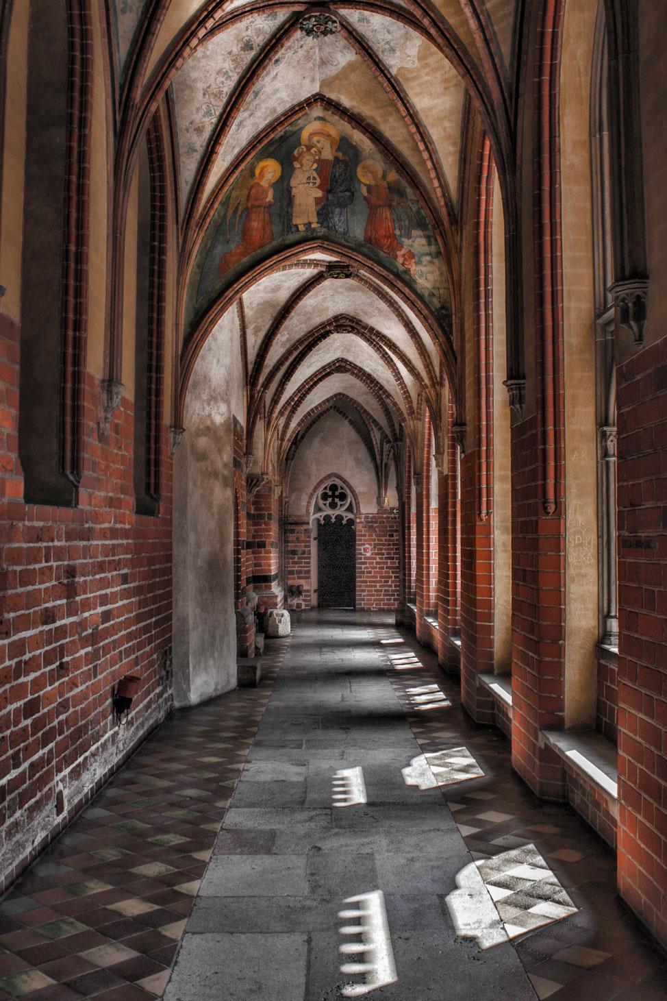 Castle Of Knights Malbork Poland In Photos