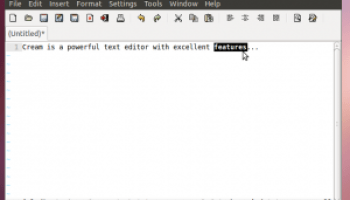 eSpeak (text to speech engine) Based Simple GUI for Ubuntu