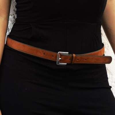 ceinture pour femme mésange portée