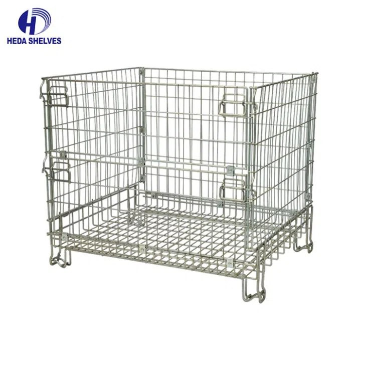 China Wire Storage Cages Suppliers & Manufacturers