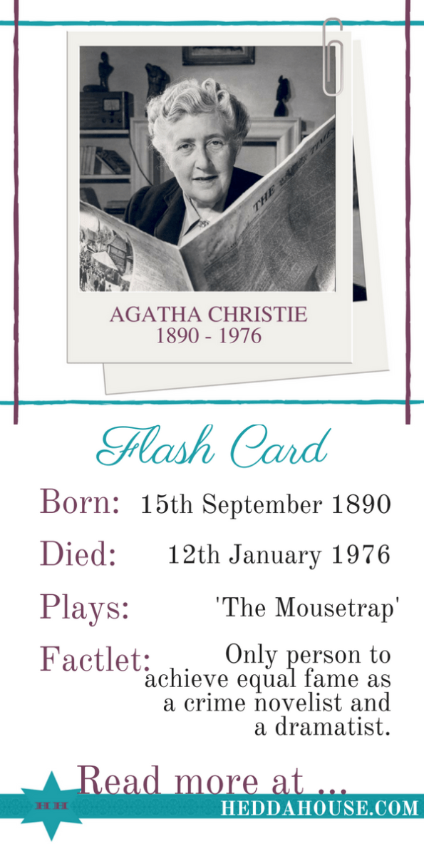 The Truth About Agatha Christie: A biography of the British twentieth century female playwright.