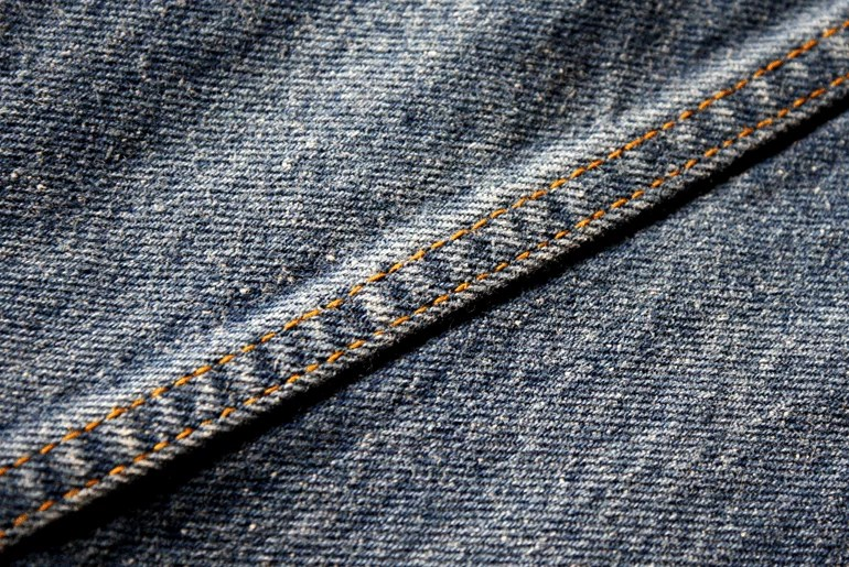 Image result for flat felled seam