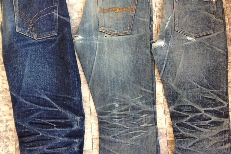 11 Ways To Fade Your Raw Denim Faster Guide