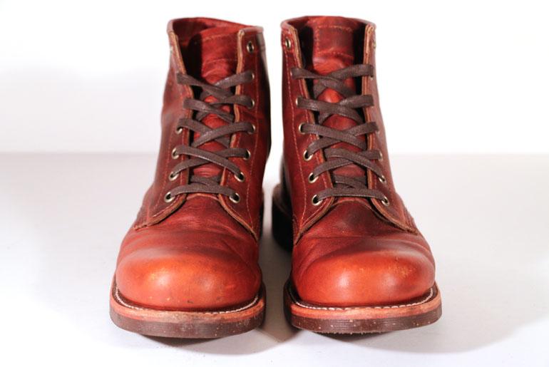 chippewa service boot entry