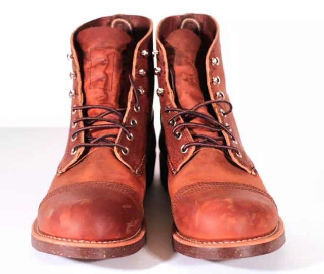 Red Wing Iron Rangers Front