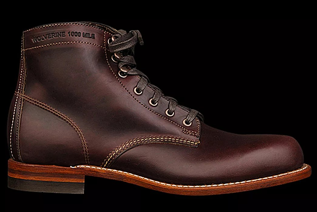 wolverine boots history philosophy