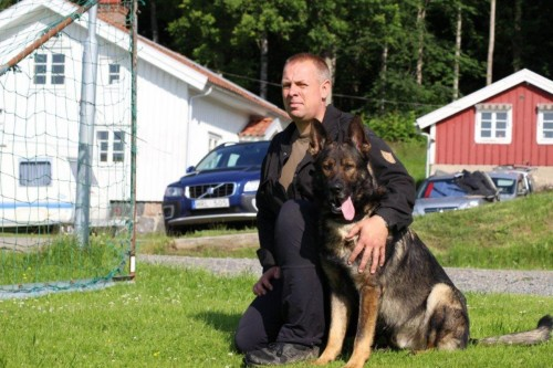 Lars Persson och H. Zpike