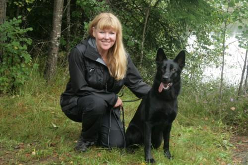 Hedeforsens Kaja och Anneli Olsson