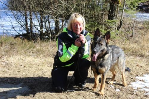 Hedeforsens Lycke och Anita Thornberg