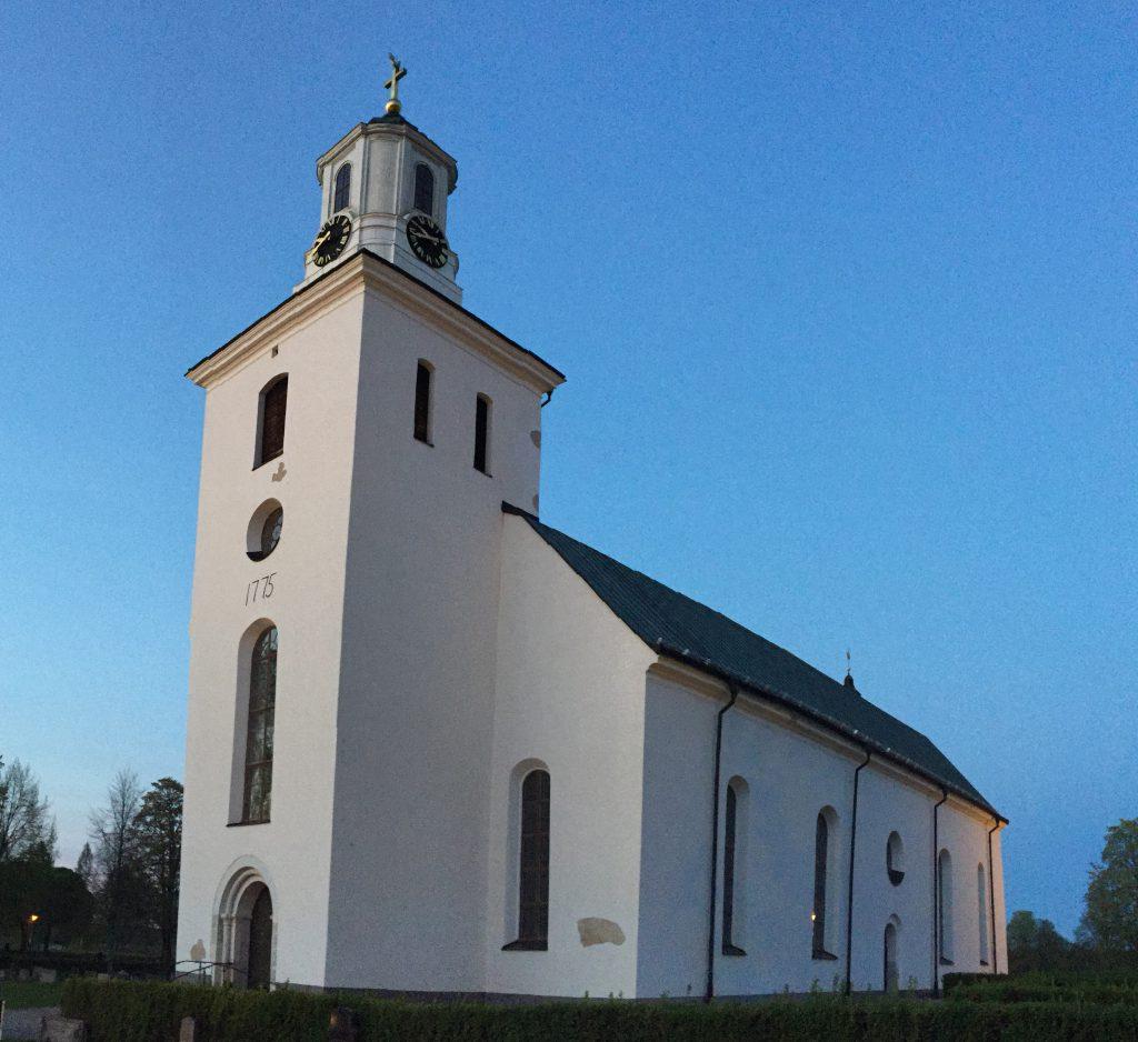 Vackra Hedesunda kyrka