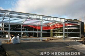 SPD at Hedgehogs Nursery