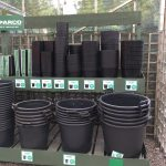 medium pots and garden supplies from hedgehogs nursery
