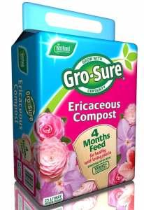 gro sure ericaceous compost