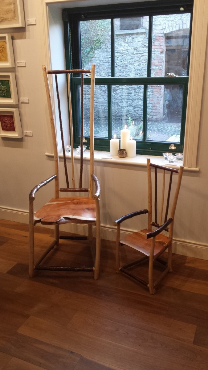Reverie In Willow - jason Robards - Willow Armchair - Greenwood
