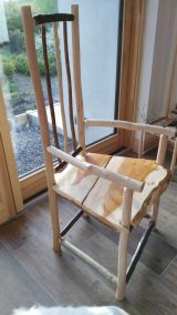 Jason-Robards-Hedgerow-Crafts-Handmade-Greenwood-Chair-Willow-Hazel-Yew