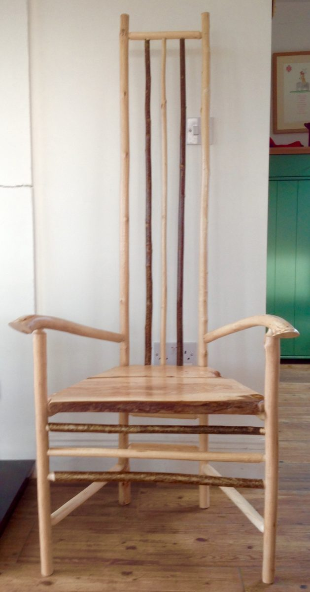Jason-Robards-Hedgerow-Crafts-Hazel-Willow-Greenwood-Chair