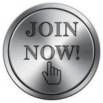 Metallic Join now icon