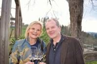 Hedi Grager und Josef Krasser (Foto Reinhard Sudy)