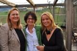 Renate Polz, Maria Polz und Beatrix Drenning (Foto Reinhard Sudy)