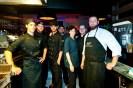 Die Küchen-Crew des Münchner el Gaucho (Foto Werner Krug)