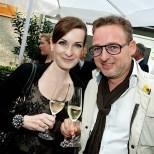 Alexandra Gorsche und Heimo Jessenko Genusspunkt (Foto Werner Krug)