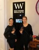 Karin Polzhofer und Viktoria Thaller (Neue Wiener Werkstätte) (Foto Nadine Wohlmuth)