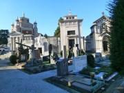 Der Cimitero Monumentale ist Mailands Friedhof (Foto Hedi Grager)