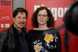 Tobias Moretti und Barbara Pichler (Foto Diagonale/Alexi Pelekanos)