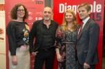 Barbara Pichler, Karl Markovics, Ulrike Beimpold und Minister Dr. Josef Ostermayer (Foto Klaus Pressberger)