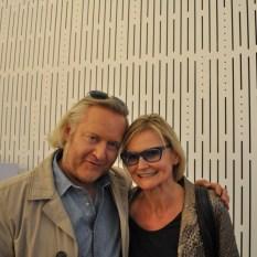 Gregor Seberg mit Hedi Grager (Foto Reinhard Sudy)