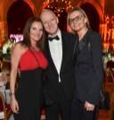 Daniela Matschnig, Gary Howard und Hedi Grager (Foto Harald Klatt)