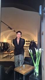 Stefanie Hofer, Boutique eigensinnig (Foto Hedi Grager)