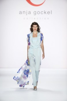 "Anja Gockel: ""amelia"" Sommerkollektion 2016 auf der Mercedes Benz Fashion Week Berlin 2015 (Foto Anja Gockel Collection)"