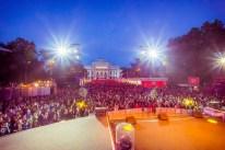 """Eröffnungsshow des Eurovision Songcontest """"Fashion for Europe"""" vor dem Wiener Rathaus (Foto FLASHED EVENTS)"""