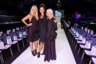 Das erfolgreiche Team von creative headz: Elvyra Geyer, Maria Oberfrank und Zigi Mueller-Matyas (Foto Thomas Lerch)