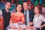 Lena Hoschek verköstigte ihre Gäste auch mit wunderbarem Vulcano-Schinken (Foto wwwgoodlifecrewat)