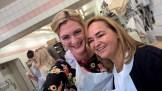 Stefanie Celinae Jost und Renate Polz