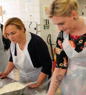 Renate Polz und Stefanie Celina Krameritsch