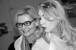 Hedi Grager und Christiane Baldauf