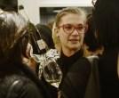 Sarah von der Bar Albert sorgte sehr charmant dafür, dass die Gläser nie leer wurden (Foto Eva Maria Guggenberger)