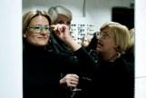 Sigrid Maurer, ORF, ließ sich den Ladies Cocktail im Brillenquartier nicht entgehen Ladies Cocktail im Grazer Brillenquartier Ladies Cocktail im Grazer Brillenquartier (Foto Eva Maria Guggenberger)