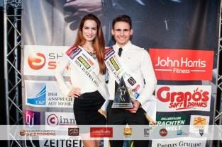 Miss Austria Annika Grill und Mister Austria Fabian Kitzweger (Foto MAC/Pall)