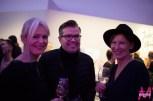 Reinhard Mätzler und Eva Lutz/MINX. MAYBELLINE NEW YORK Mercedes Benz Fashion Week Berlin (Foto MAYBELLINE NEW YORK)