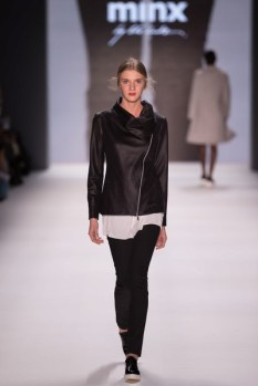 Mercedes Benz Fashion Week Berlin/ Show MINX by Eva Lutz (©Minx by Eva Lutz)