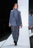 Show von Dorothee Schumacher auf der Berliner Mercedes Benz Fashion Week (Photo by Frazer Harrison/Getty Images)