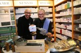 Thomas Huemer und Albert Kriwetz (Foto Manfred Lach)