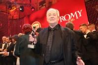 Romy 2016: Platin-Romy-Gewinner Otto Schenk (Foto Kurier)