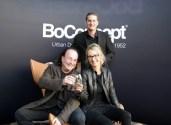 Rupert Felser, Christopher Gröbl, Alexandra Pichler-Jessenko (Foto Bojan Jovanovich)